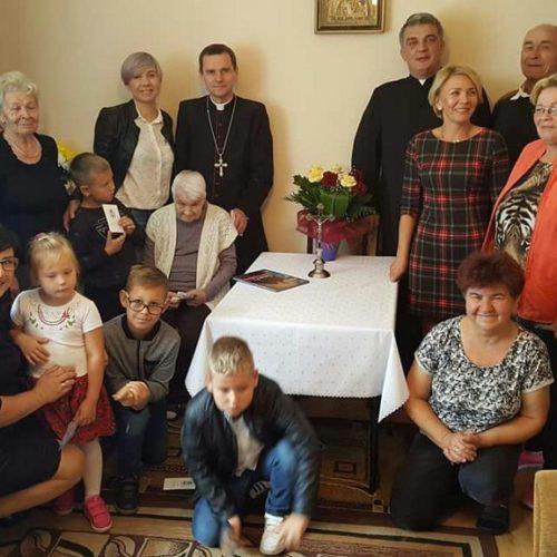 Wizytacja parafii 2017 - 1